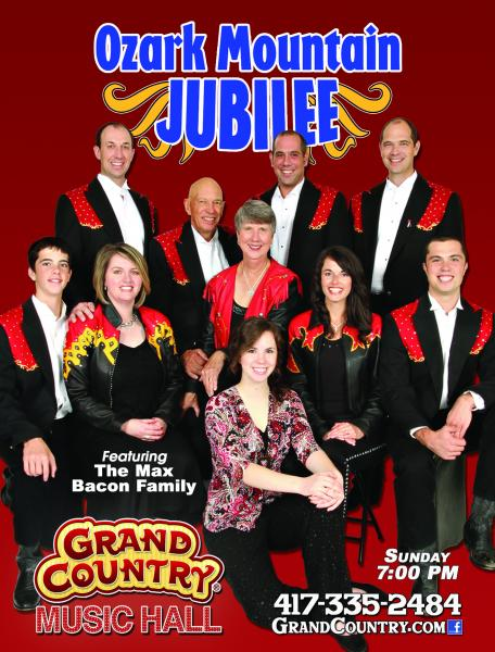 Ozark Mountain Jubilee
